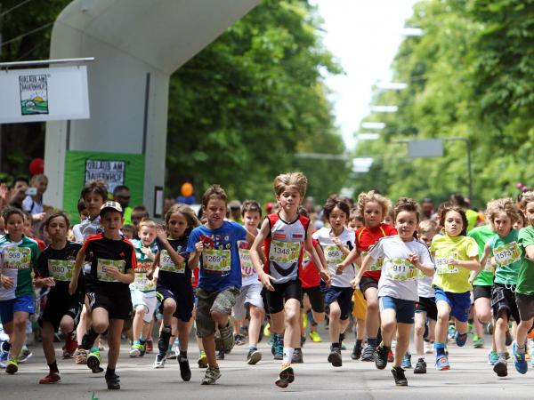 Kinderlauf 2014
