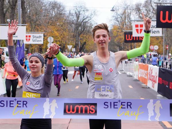 Siegerpaar 2019 SIE+ER Lauf